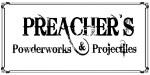 Preacher's Powederworks & Projectiles Logo
