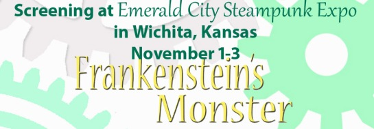 Frankenstein's Monster at Emerald City Steampunk Expo