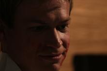Victor Frankenstein played by Dustin Sturgill